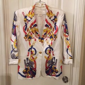Woman Blazer., size 44, lightly used